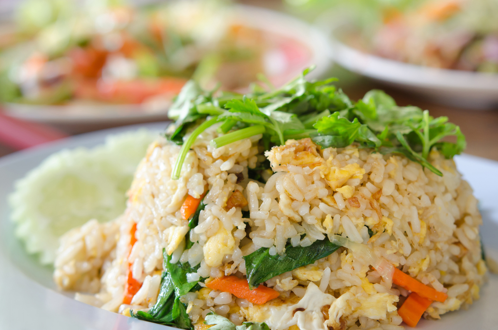 how to cook chinese egg fried rice